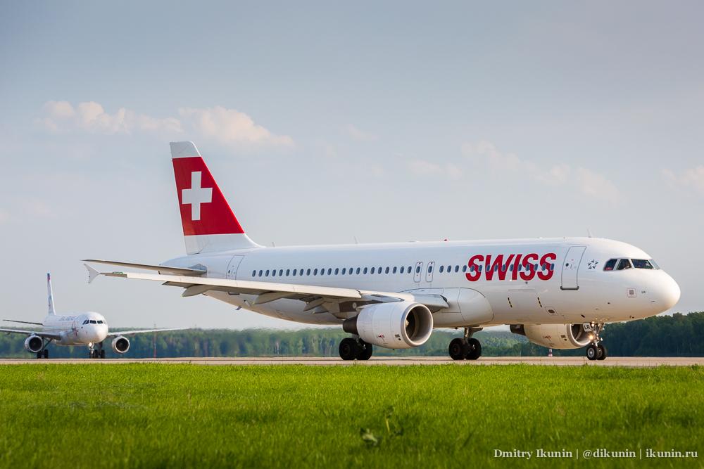 Airbus A320 (HB-JLR). Swiss