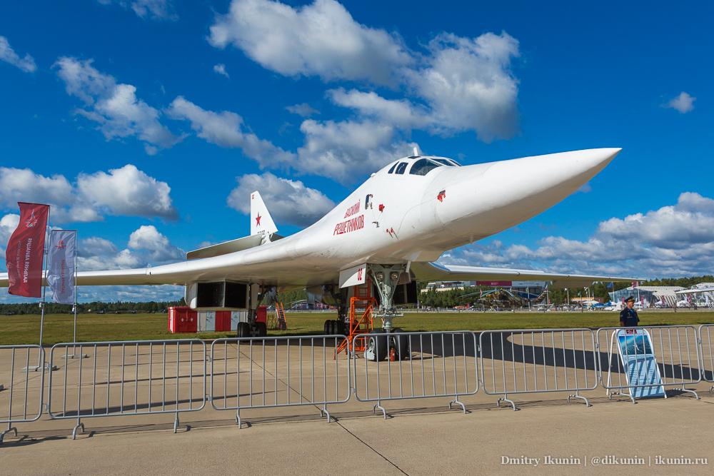 Ту-160 (RF-94102)