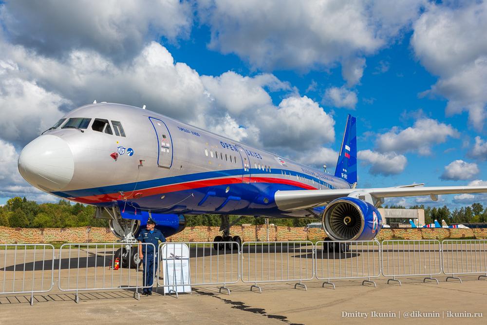 Ту-214ОН (RF-64525)