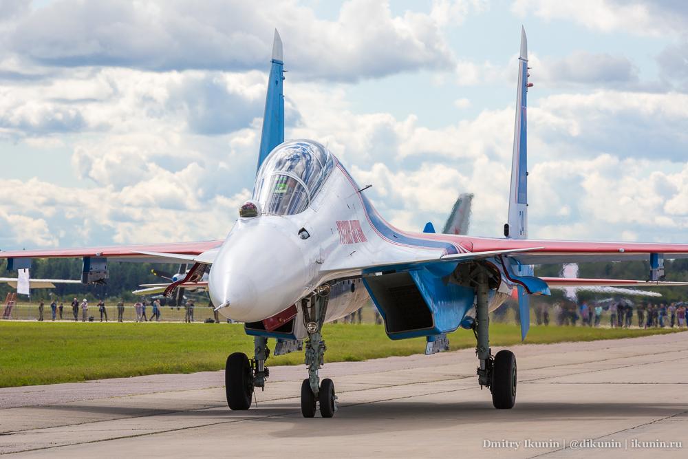 Русские Витязи / Су-30СМ (RF-81766)