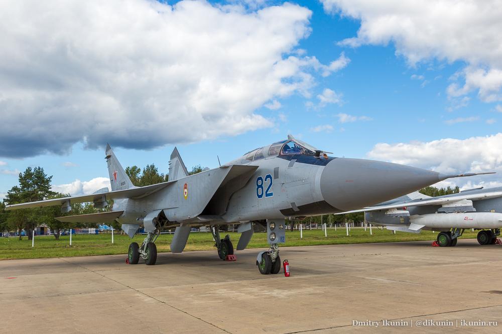 МиГ-31БМ (RF-92385)