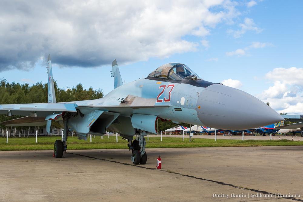Су-35С (RF-81763)