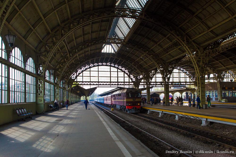 Дебаркадер Витебского вокзала