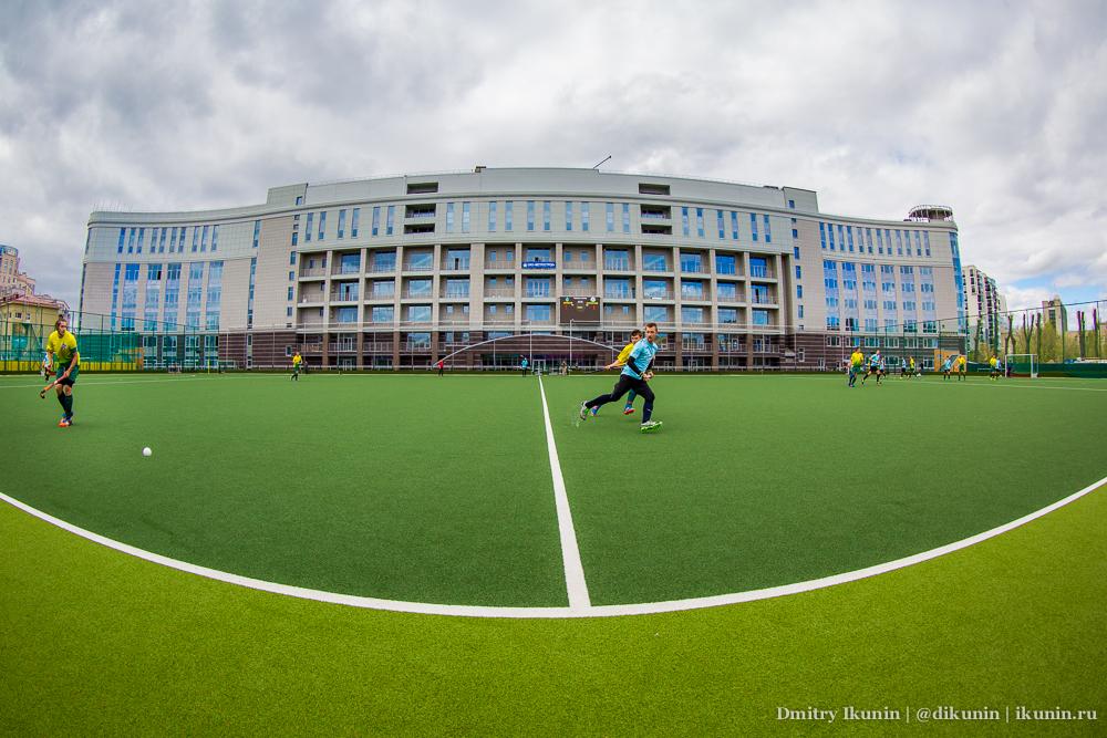 Стадион Метрострой