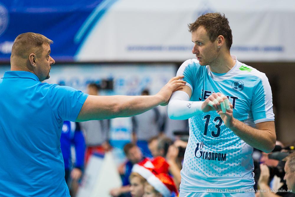 Владимир Алекно и Алексей Самойленко