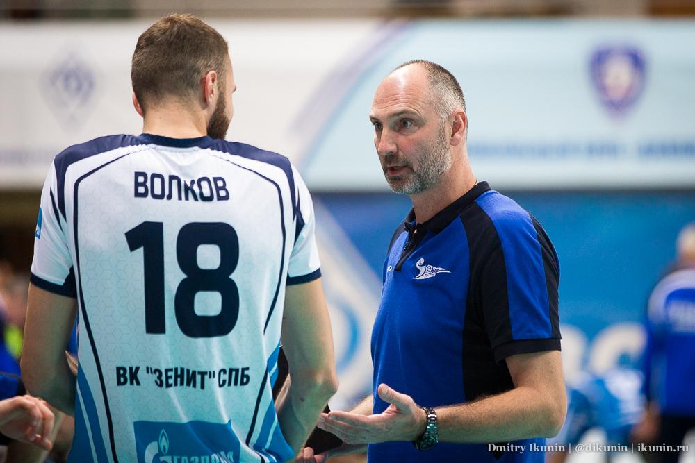 Александр Волков и Александр Климкин
