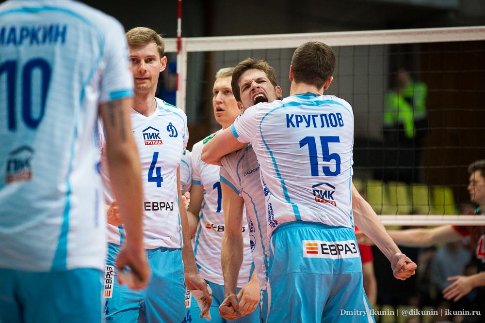 Алексей Остапенко, Сергей Антипкин и Павел Круглов