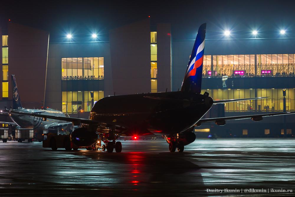 Sukhoi Superjet 100-95B (RA-89102), Аэрофлот