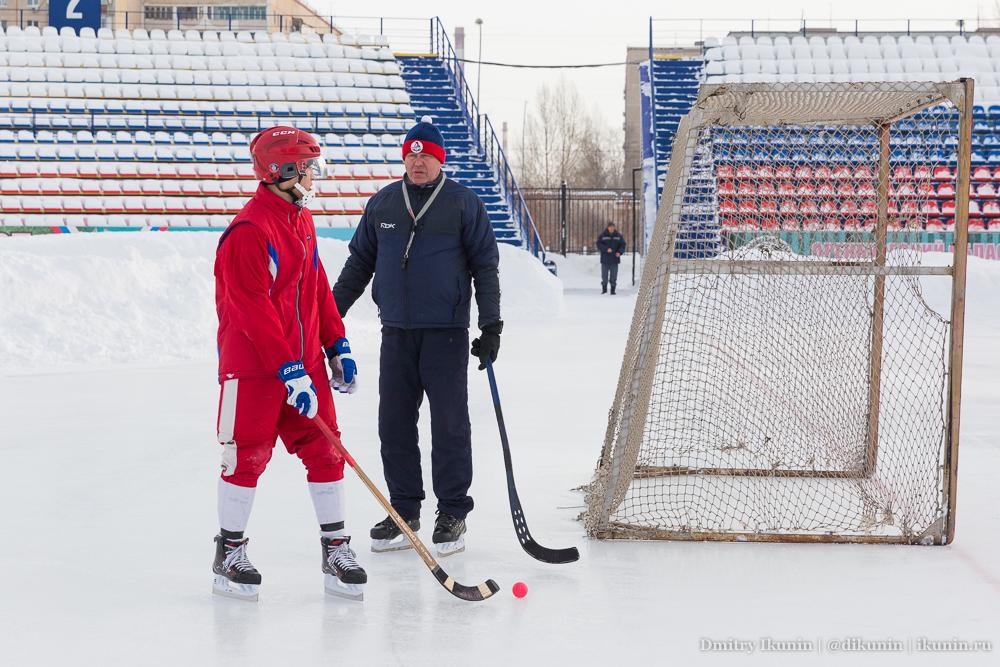 Шамиль Мамедов и Олег Кукушкин