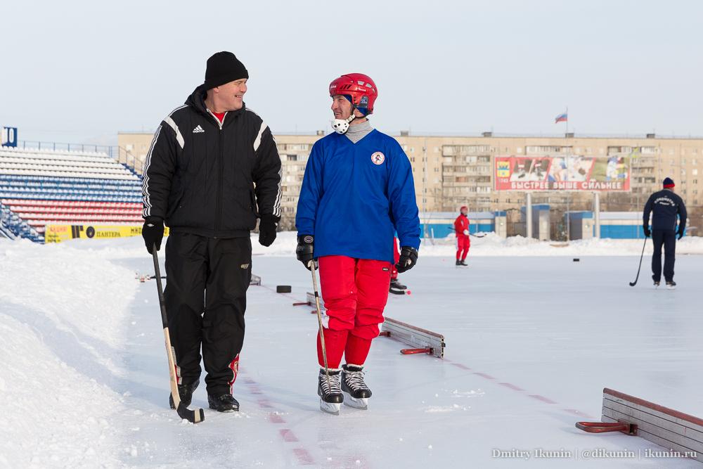 Андрей Кузьмин и Евгений Трунёв